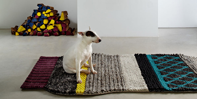 Patricia Urquiola Has Designed MANGAS A New Rug Collection For Carpet And  Textile Brand Gandia Blasco. Each Of The Eight Unique Rugs Is Based On A  Patchwork ...