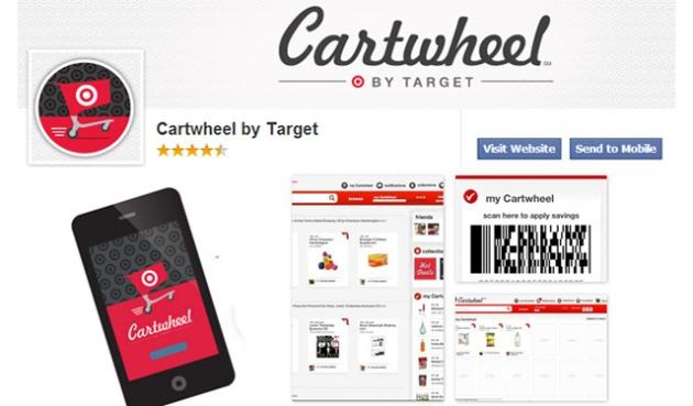 Cartwheel for Target