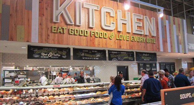 Whole Foods Market Dayton, FRCH Design, Creative Fuel