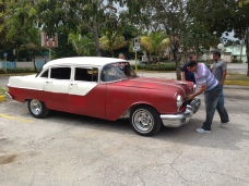 The Cars, Welcome to Cuba, FRCH Creative Fuel