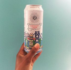 Lululemon, Curiousity Lager, Brand Collaboration, FRCH Creative Fuel