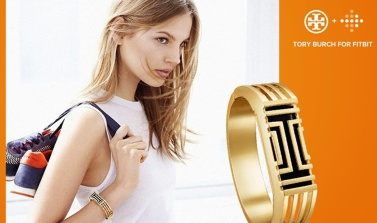 Tory Burch, Fitbit, Brand Collaboration, FRCH Creative Fuel