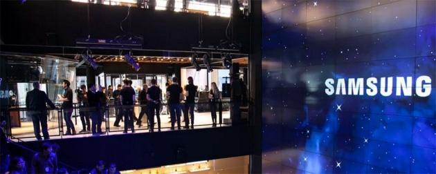 Samsung Flagship NYC, FRCH Creative Fuel