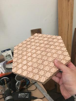 CNC Project #1, Creative Fuel