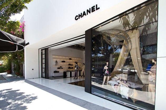 Chanel, Roberston Boulevard