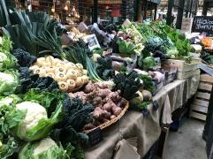 The Borough Market, London