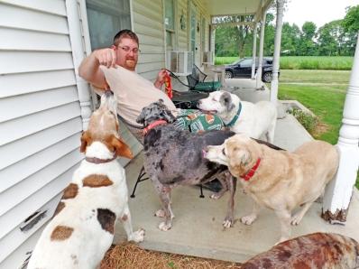 Doug Richards: Doug and the kids treat time!