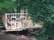 Jim Tippmann: Building a Cabin at Lake Cumberland