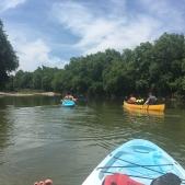 Samantha Dick: Great day for kayaking