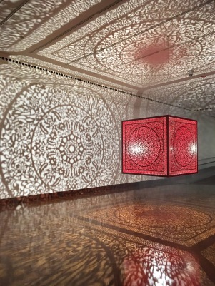 Anila Quayyum Agha, Cincinnati Art Musem