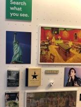 NYC Retail, Google