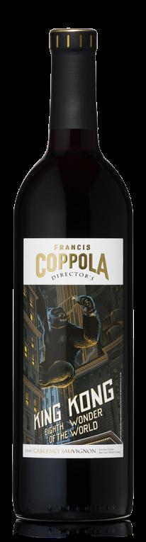 Coppola Winery, King Kong