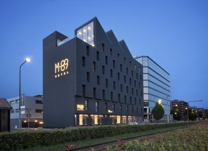 M-89 Hotel, Milan