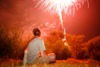 FRCH Summer Picnic, Fireworks