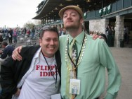 FRCH Keeneland Celebration, Me & Marty